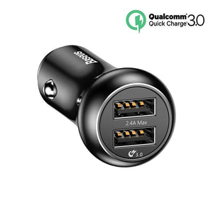 Baseus Quick Charge 3.0 Car Charger - ElectroCat