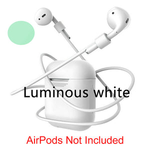 Luminous White AirPods Protection Case - ElectroCat