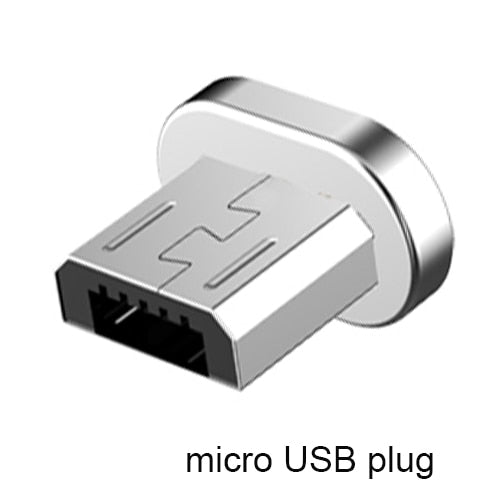 WSKEN Lite2 Magnetic Charging Cable (Micro USB/USB Type C/8-Pin)