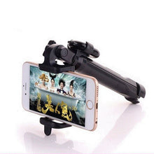 Load image into Gallery viewer, Selfie Stick Auto Selfie Stick And Tripod Clip For Smartphones - ElectroCat