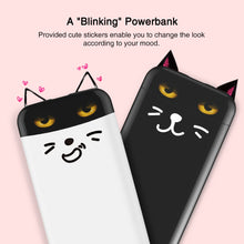 Load image into Gallery viewer, Cute Cat Power Bank 10000mAh