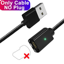 Load image into Gallery viewer, Essager Magnetic USB Cable Type C Micro USB Cable For Smartphones And iPhone - ElectroCat