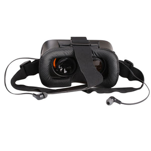 Universal 3D Virtual Reality VR Goggles with Earphones for Smartphones