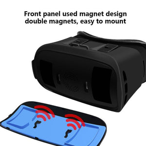 Virtual Reality 3D Goggles Touch Control for Smartphones