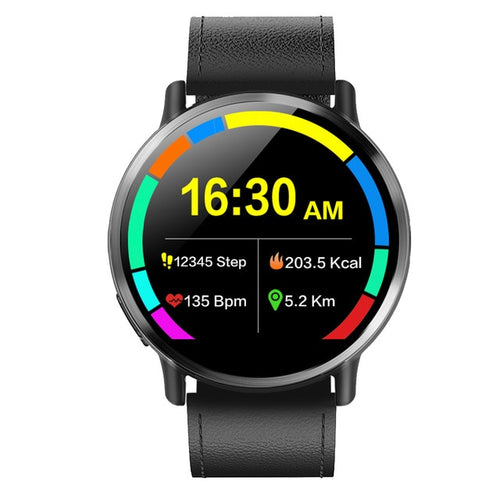 LEMFO LEMX Waterproof Smartwatch Android 7.1 With 8MP Camera And GPS For IOS/Android Smartphone