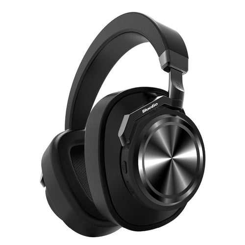 Active Noise Cancelling Headphones Wireless with Mic