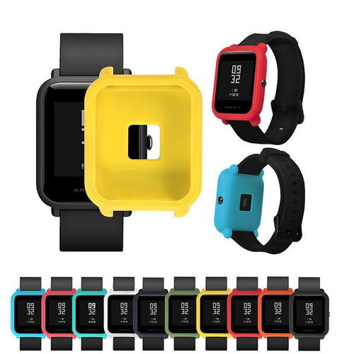 Colorful Protection Cover Shell for Amazfit Smartwatch