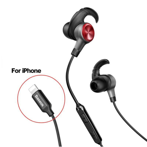 In-ear Earphones for iPhone with Mic