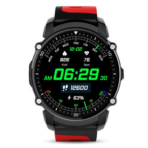 KAIMORUI Smartwatch IP68 Waterproof FS08 Bluetooth For IOS/Android Smartphone