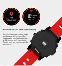 Load image into Gallery viewer, KAIMORUI Smartwatch IP68 Waterproof FS08 Bluetooth For IOS/Android Smartphone