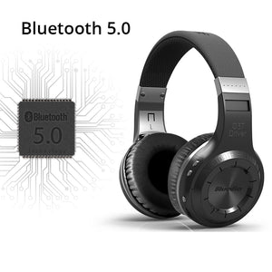 BLUEDIO HT Bluetooth Headphones with Microphone