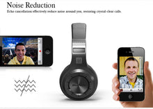 Load image into Gallery viewer, BLUEDIO HT Bluetooth Headphones with Microphone