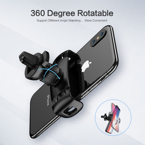 Car Phone Holder Air Vent Mount for Smartphone/iPhone