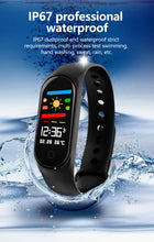 Load image into Gallery viewer, LEMFO Smart Bracelet Waterproof Fitness Tracker