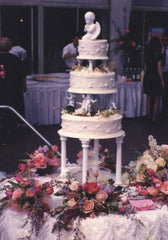 Wedding cake 3 tiered