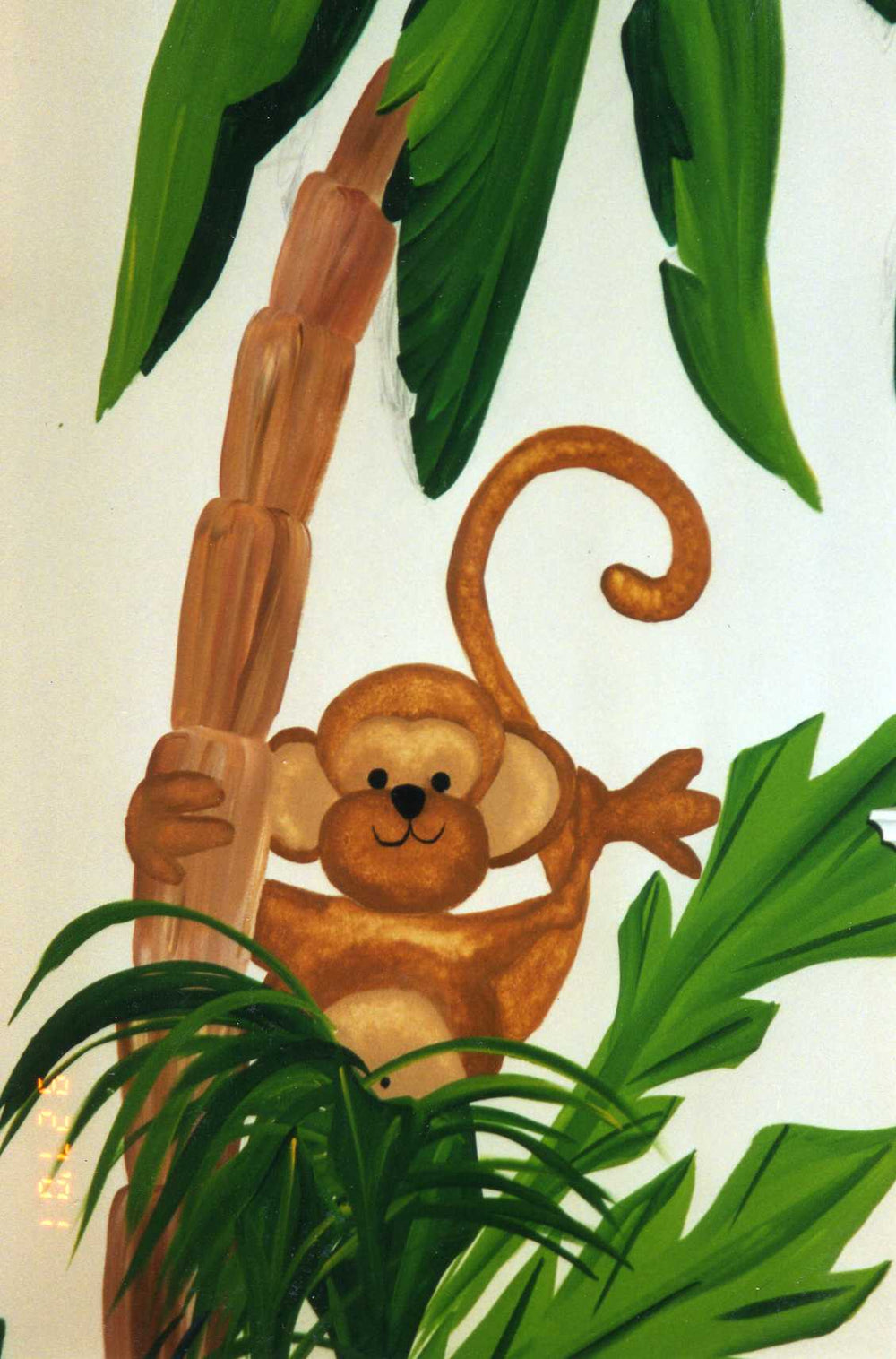 """Monkey in the Jungle"""
