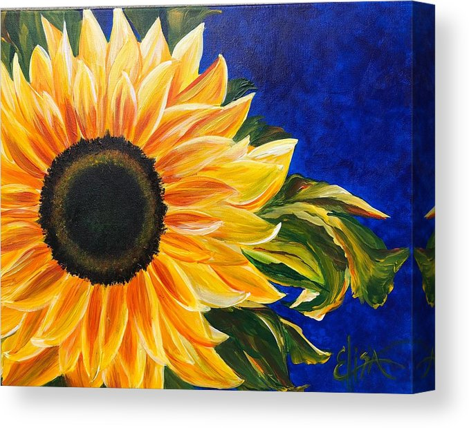"""Bold Sunflower"""