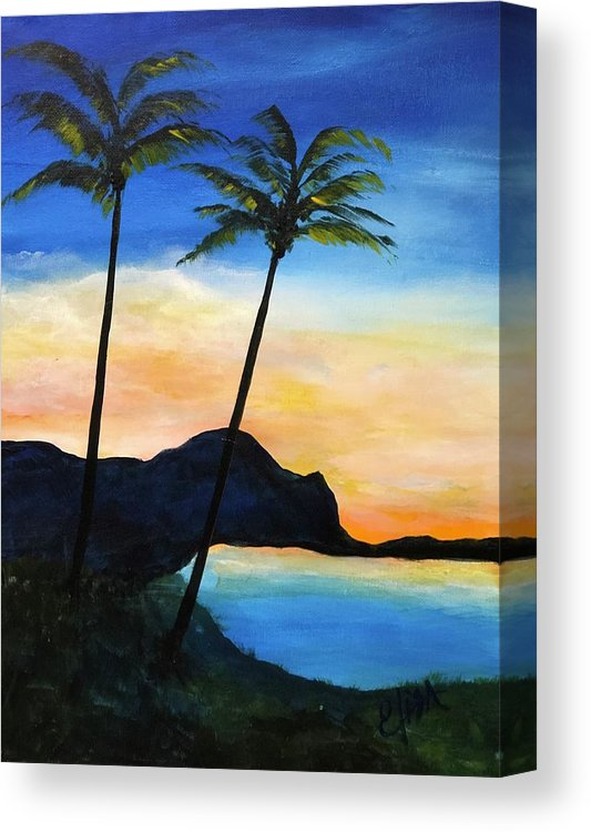 """Hawaiian Sunset"""