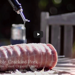 Double Crackled Pork