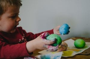 Painting Eggs
