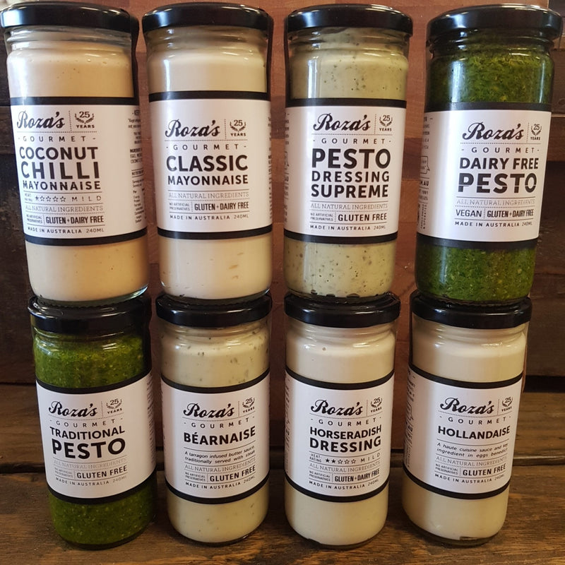 Rosa's Gourmet Traditional Pesto