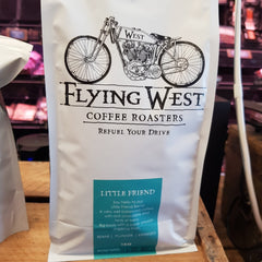 Flying West Coffee Beans  'Little Friend' blend  (whole beans) 1kg