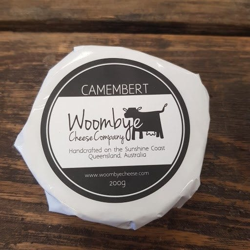Woombye Cheese Company - Camembert