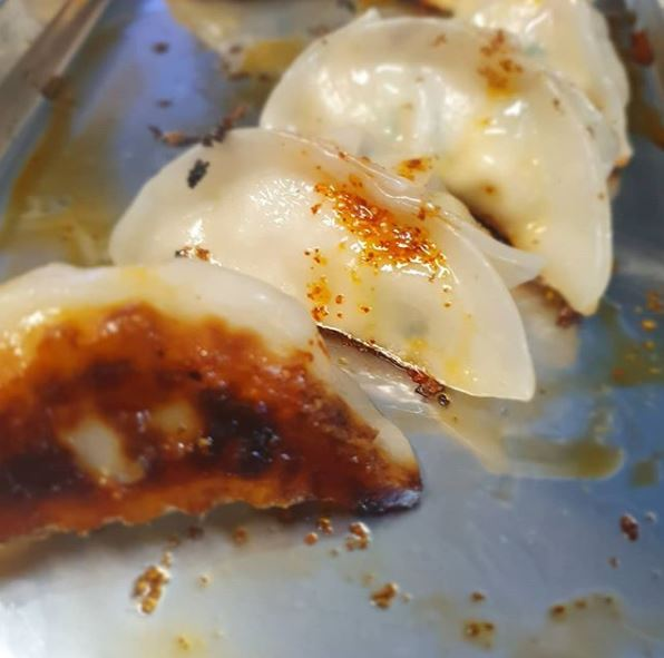 Chef's Free Range Chicken Gyoza - authentic Japanese recipe - 9 pieces
