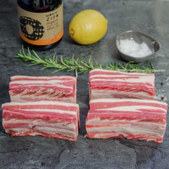 Beef Spareribs Organic - approx. 1 kg per portion