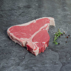 Veal Loin Chops Organic - approx. 230g per portion