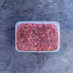 Beef Pet Mince - approx. 980g per portion