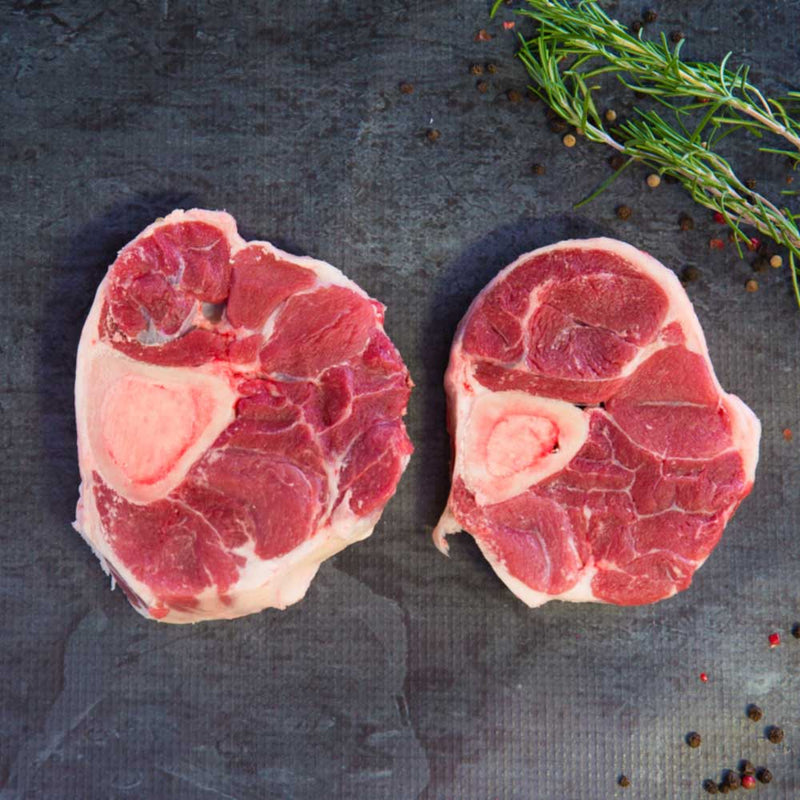 Osso Bucco Organic - approx. 1kg per portion