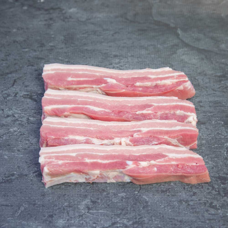 Pork Spare Ribs Free Range - approx. 500g per portion