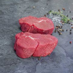 Eye Fillet Natural - approx. 180g per portion