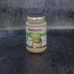 Ozganics Thai Green Curry - approx. 375g