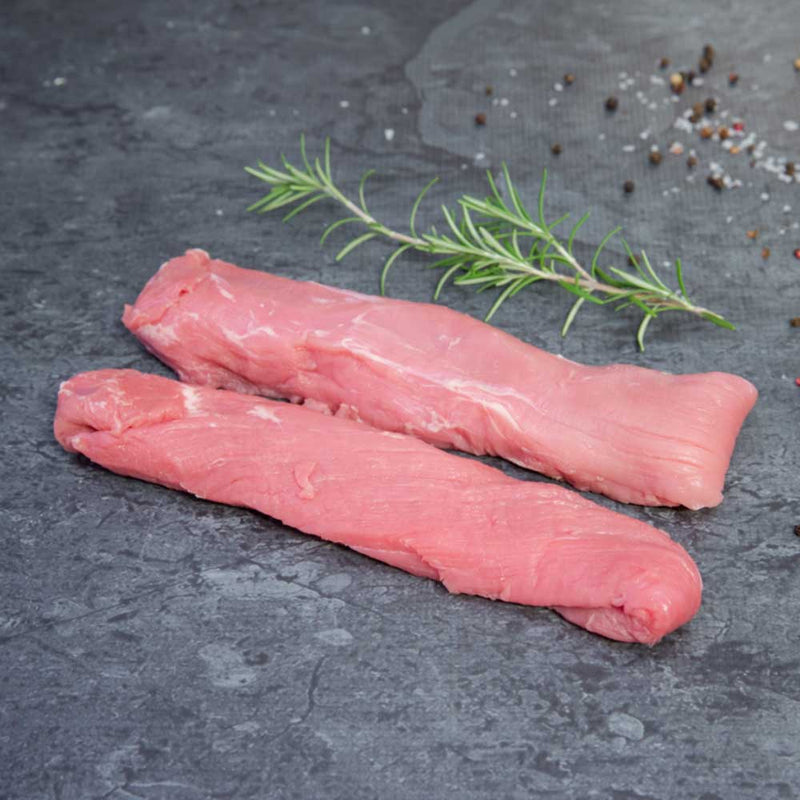 Pork Fillet Conventional - approx. 420g per portion