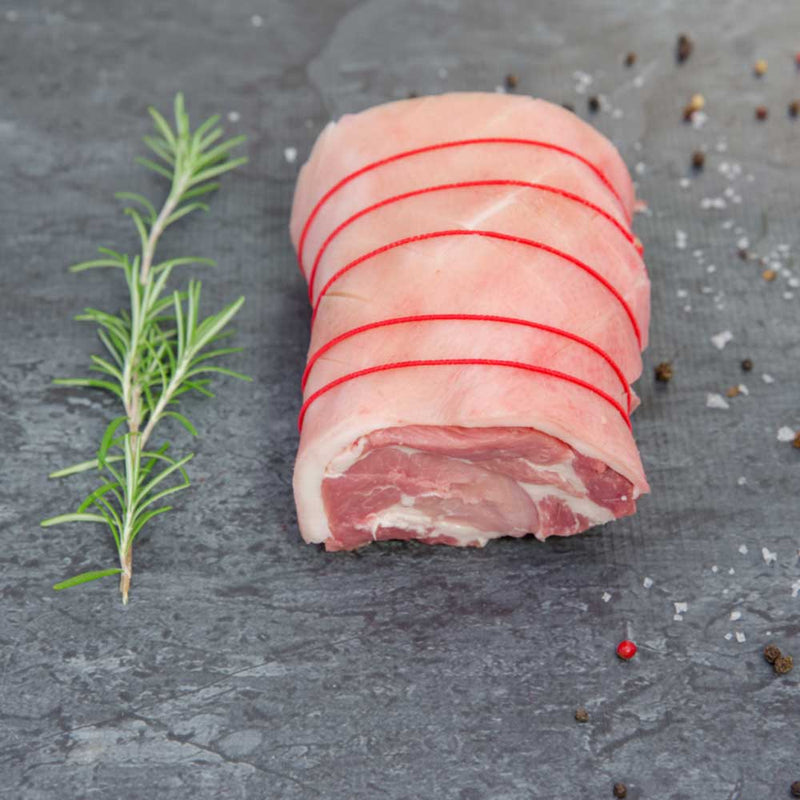 Pork Collar Roast Free Range - approx. large (2kg) per portion