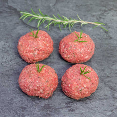 Greek Lamb Burgers - All organic recipe- Gluten Free
