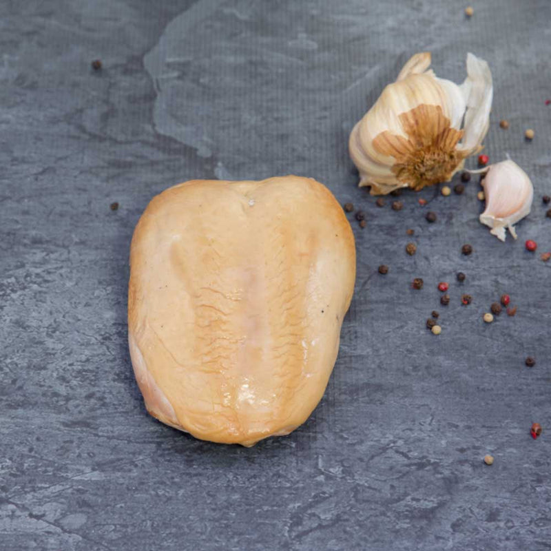 Smoked Chicken Breast Free Range - approx. medium (600g) per portion
