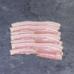 Streaky Bacon - approx. 250g per portion