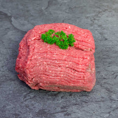 Lean Beef Mince Organic - approx. 500g per portion