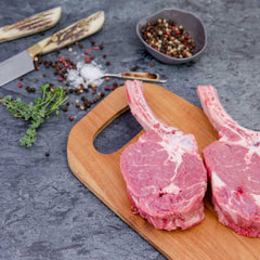 Veal Cutlets Organic - approx. 280g per portion