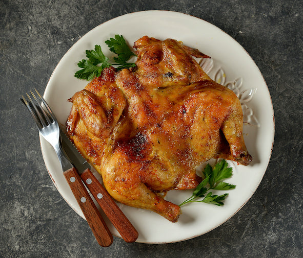 Spatchcock - Approx 500g per portion (Xmas)