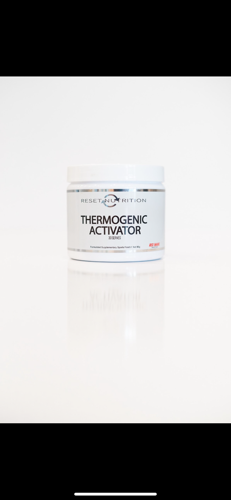 Thermogenic activator- bubble gum grape flavour