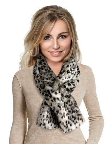 Faux Fur Scarf Collection