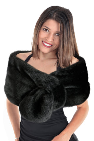 Faux Fur Wraps