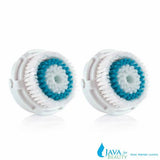 Clarisonic Brush Heads for Face – Deep Pore Cleansing (Single or Twin Pack)