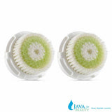 Clarisonic Brush Heads for Face – Acne Cleansing (Single or Twin Pack)