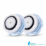 Clarisonic Brush Heads for Face – Delicate (Single or Twin Pack)