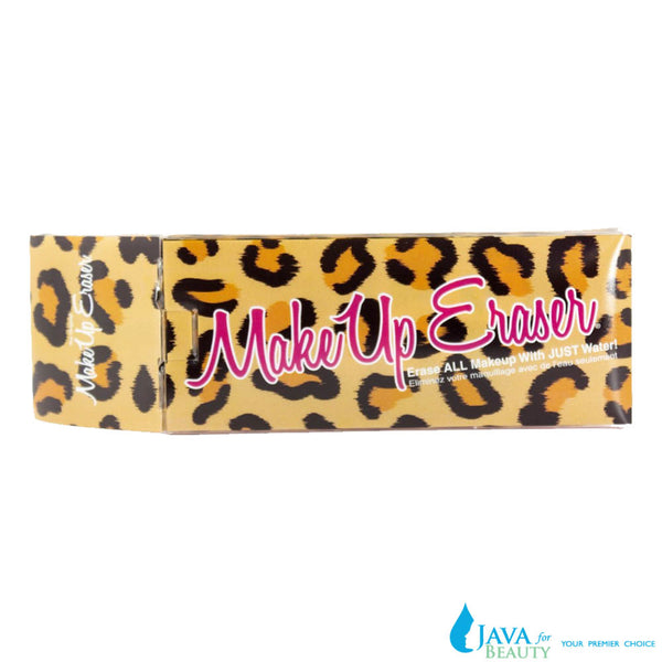 MakeUp Eraser: Cheetah